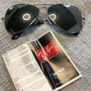 Ray-Ban Driving Series Chromax Sunglasses w/ Case